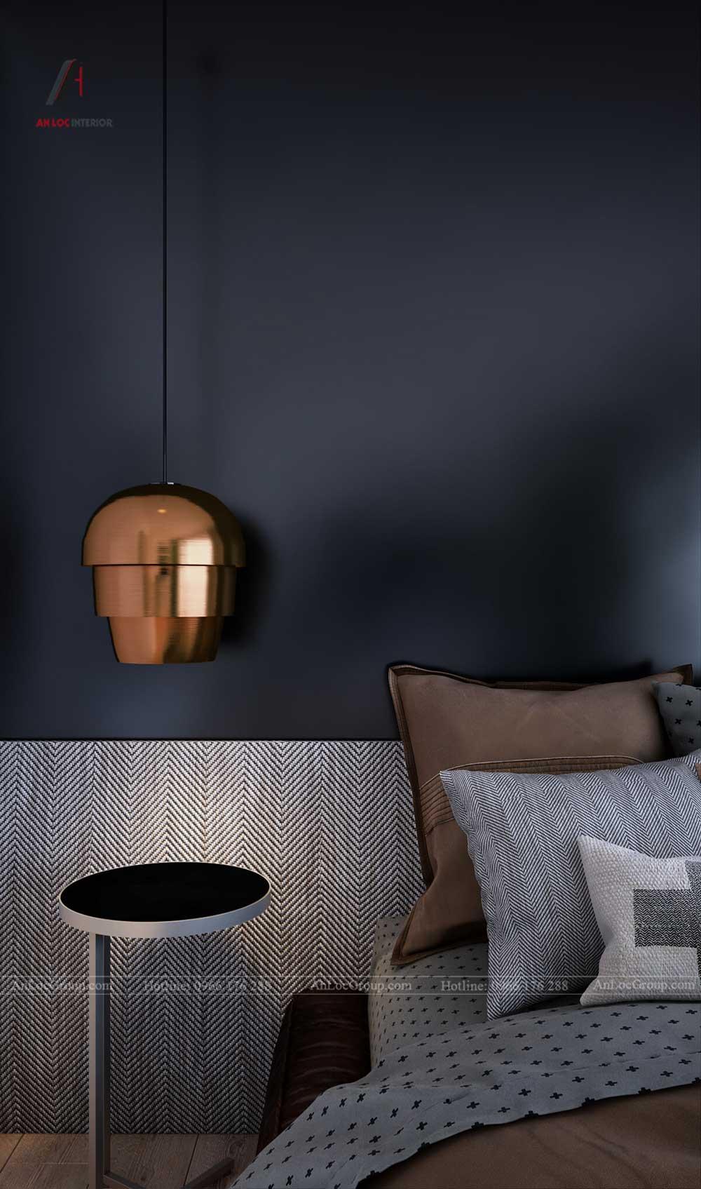 Thiết kế nội thất chung cư mini 30m2 - phòng ngủ 3