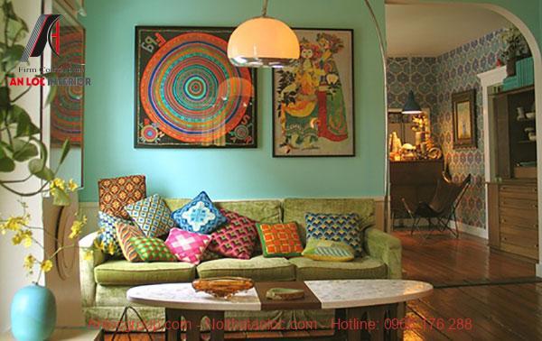 Phong cách Vintage trong thiết kế nhà ở