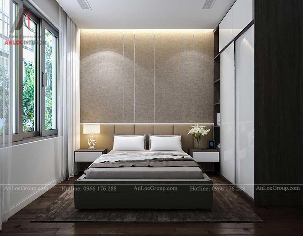 Thiết kế căn hộ 96m2 tại Vinhome Bắc Ninh 5