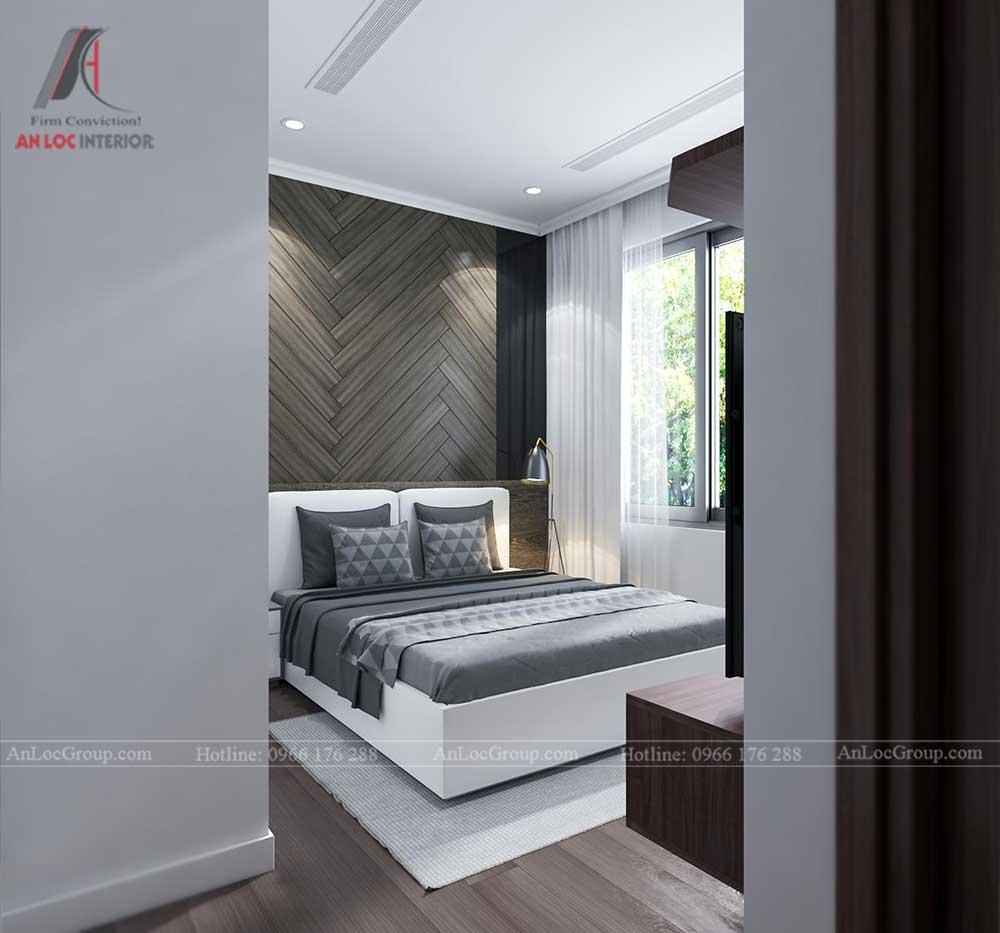 Thiết kế căn hộ 96m2 tại Vinhome Bắc Ninh 8