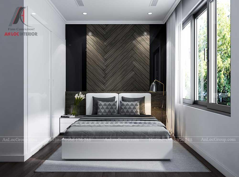 Thiết kế căn hộ 96m2 tại Vinhome Bắc Ninh 9