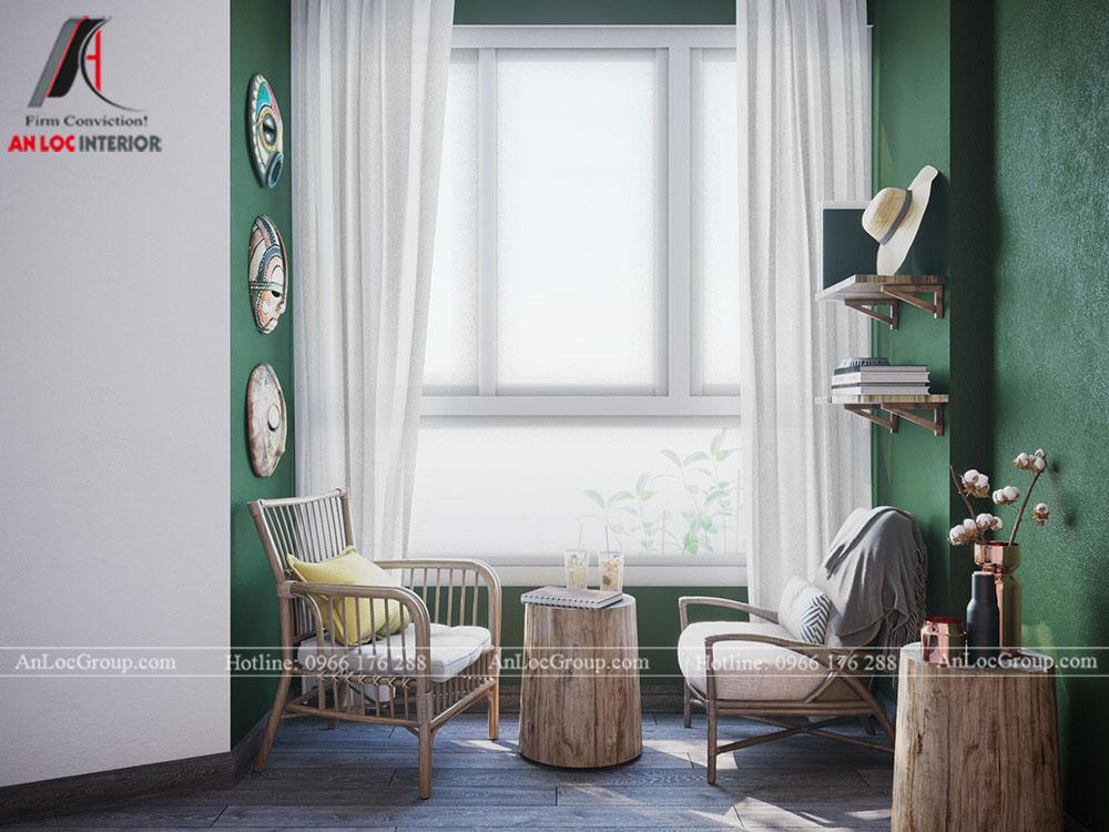 Thiết kế nội thất stayhome 3