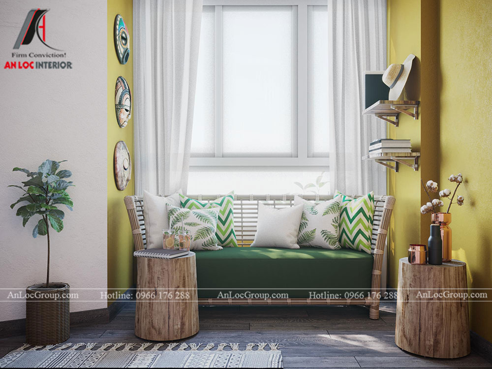 Thiết kế nội thất stayhome 4