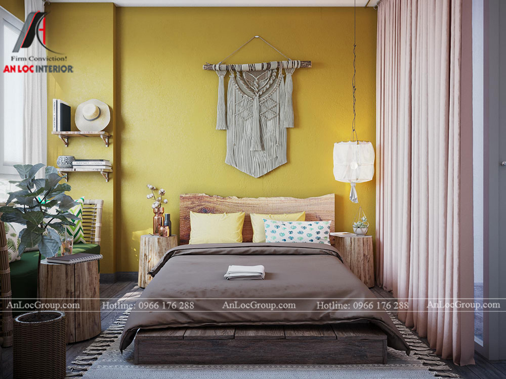 Thiết kế nội thất stayhome 7