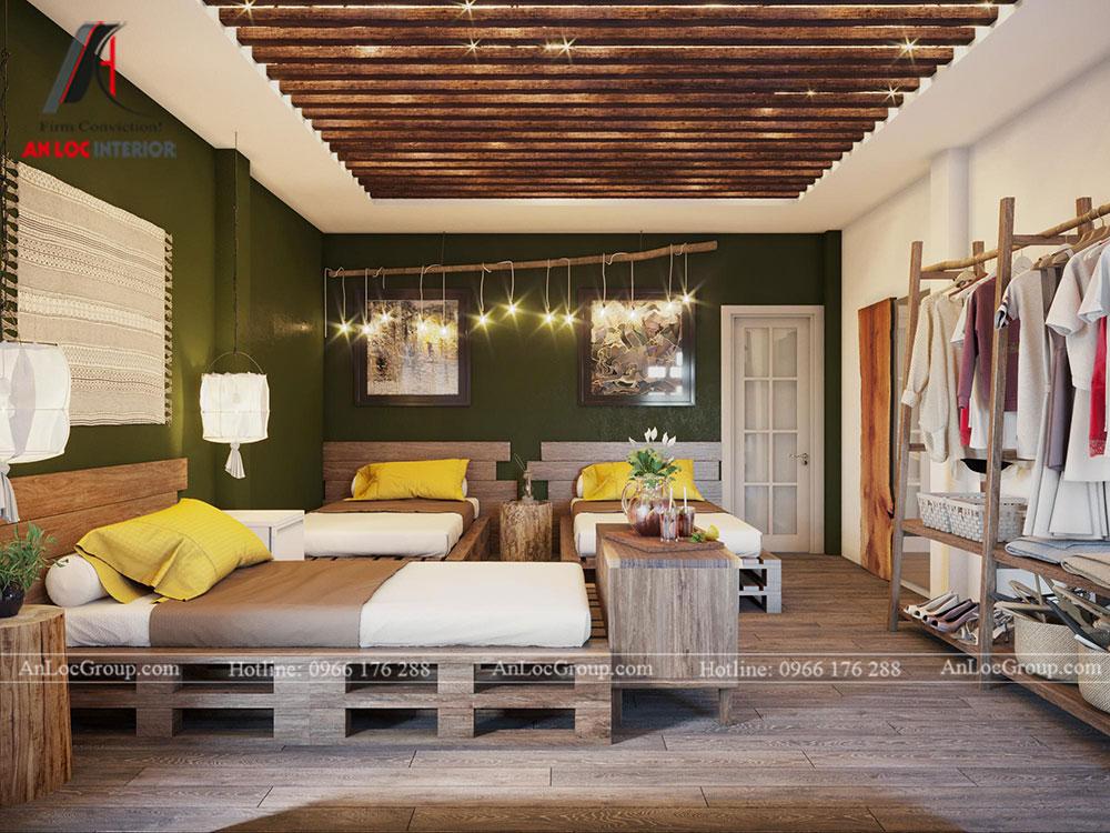 Thiết kế nội thất stayhome 8