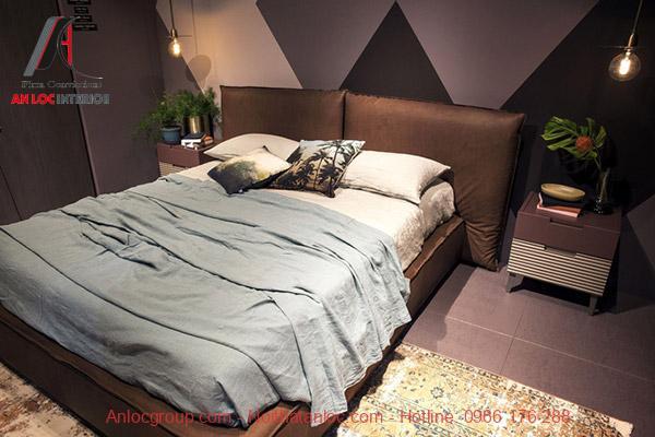 Cách trang trí phòng ngủ hẹp - Ảnh 2