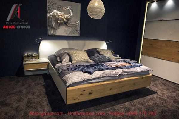 Cách trang trí phòng ngủ hẹp - Ảnh 9