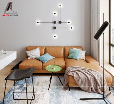 Thiết kế nội thất chung cư mini 2