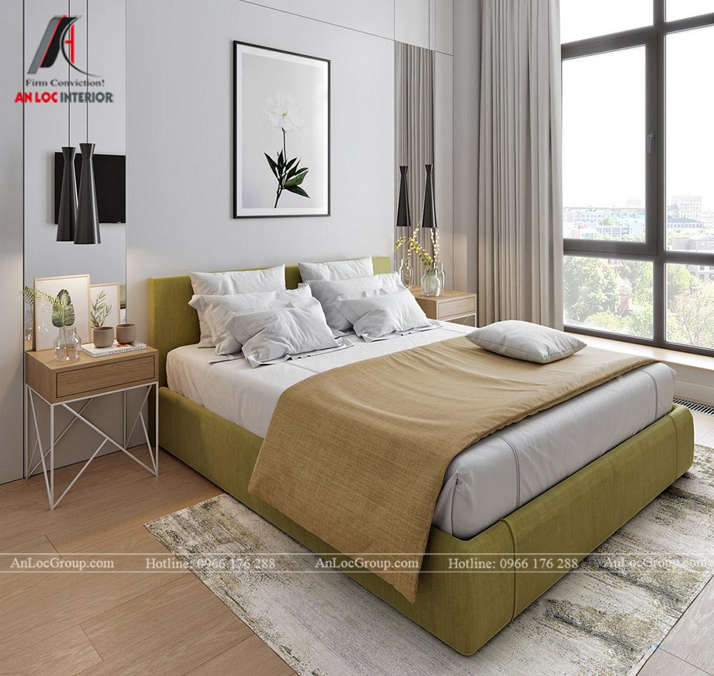 Thiết kế nội thất chung cư mini 5