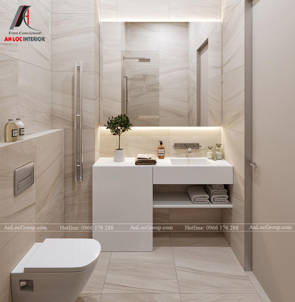 Thiết kế nội thất chung cư mini 6