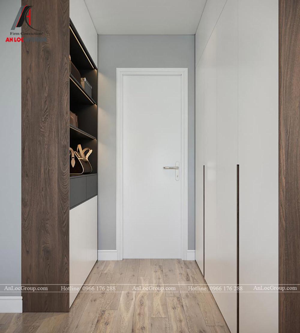 Anlocgroup - Thiết kế nội thất chung cư Valencia Garden - Ảnh 1