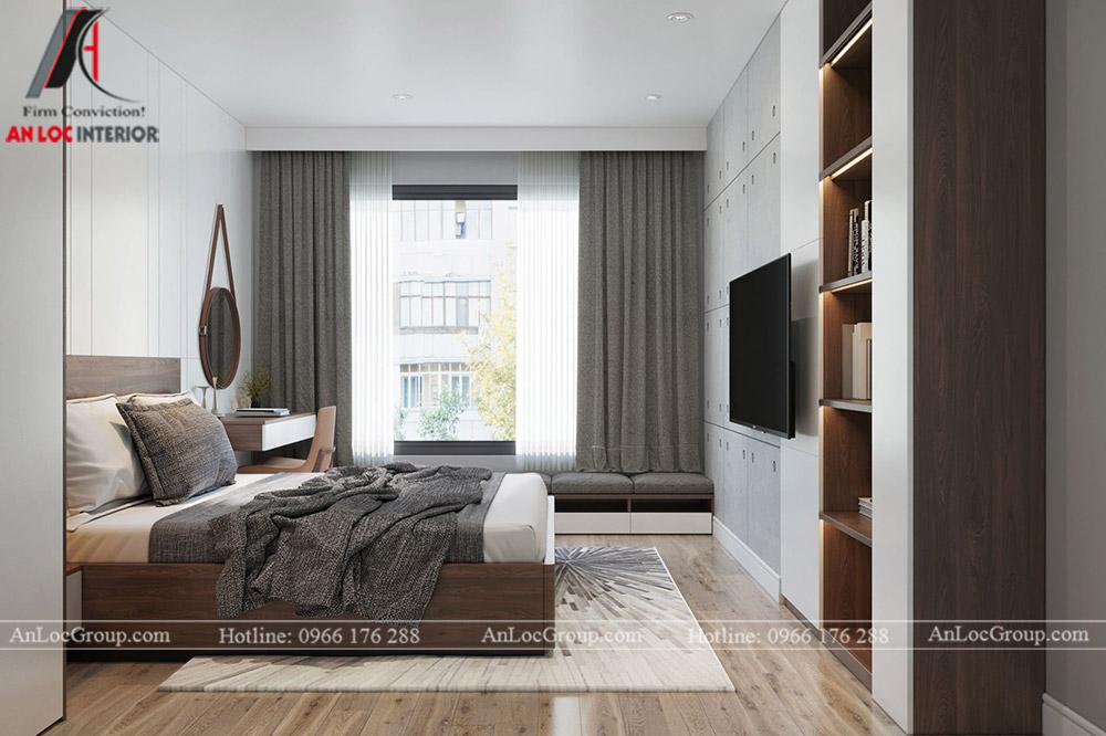 Anlocgroup - Thiết kế nội thất chung cư Valencia Garden - Ảnh 11