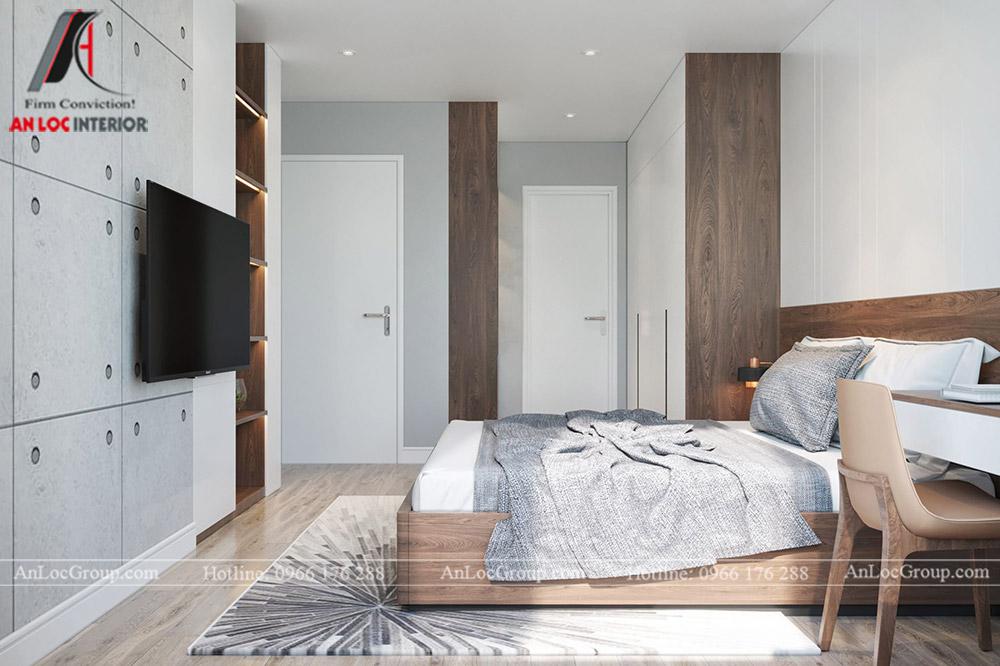 Anlocgroup - Thiết kế nội thất chung cư Valencia Garden - Ảnh 12