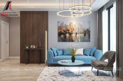 Anlocgroup - Thiết kế nội thất chung cư Valencia Garden - Ảnh 3