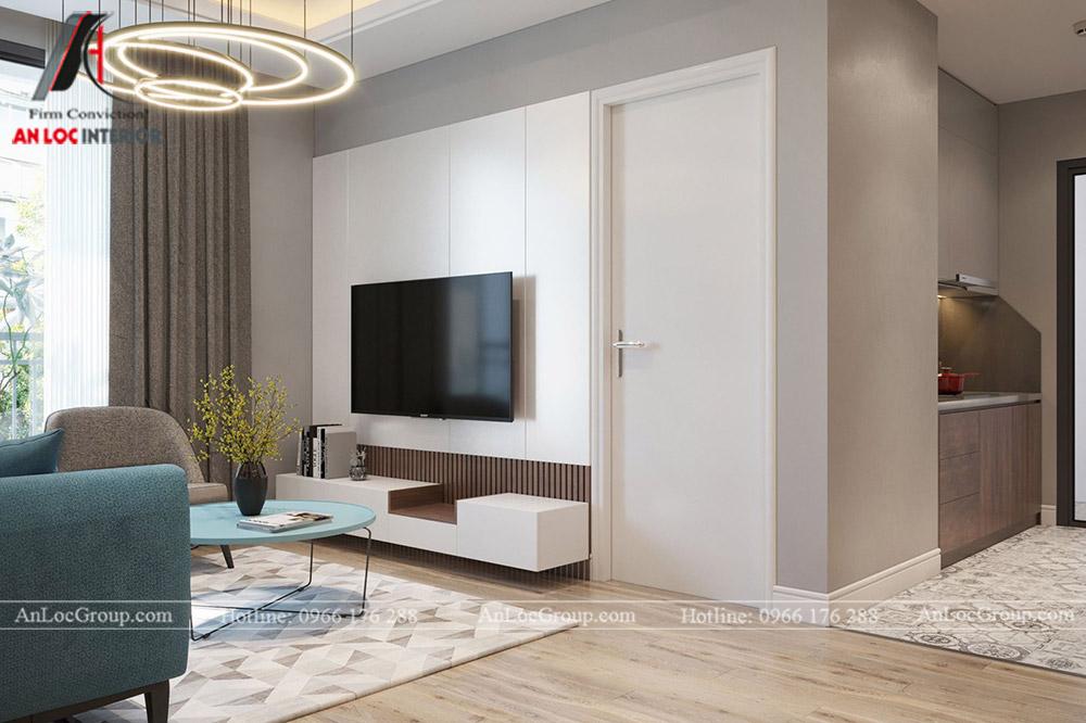 Anlocgroup - Thiết kế nội thất chung cư Valencia Garden - Ảnh 4