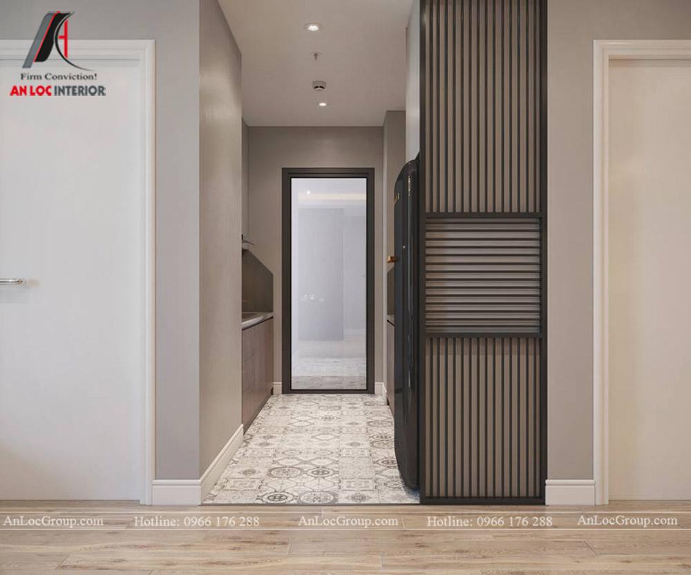 Anlocgroup - Thiết kế nội thất chung cư Valencia Garden - Ảnh 5