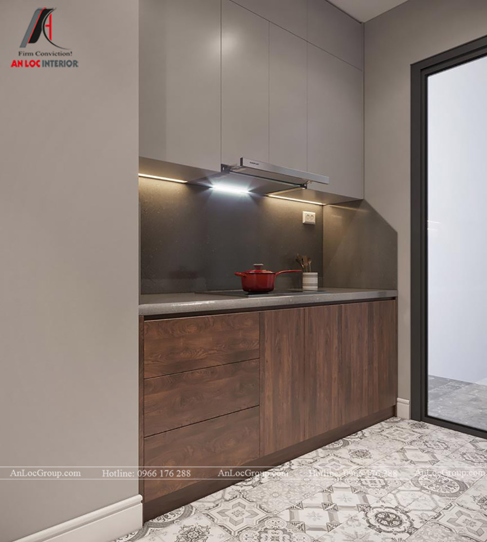 Anlocgroup - Thiết kế nội thất chung cư Valencia Garden - Ảnh 6