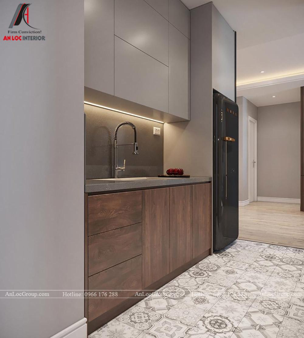 Anlocgroup - Thiết kế nội thất chung cư Valencia Garden - Ảnh 7