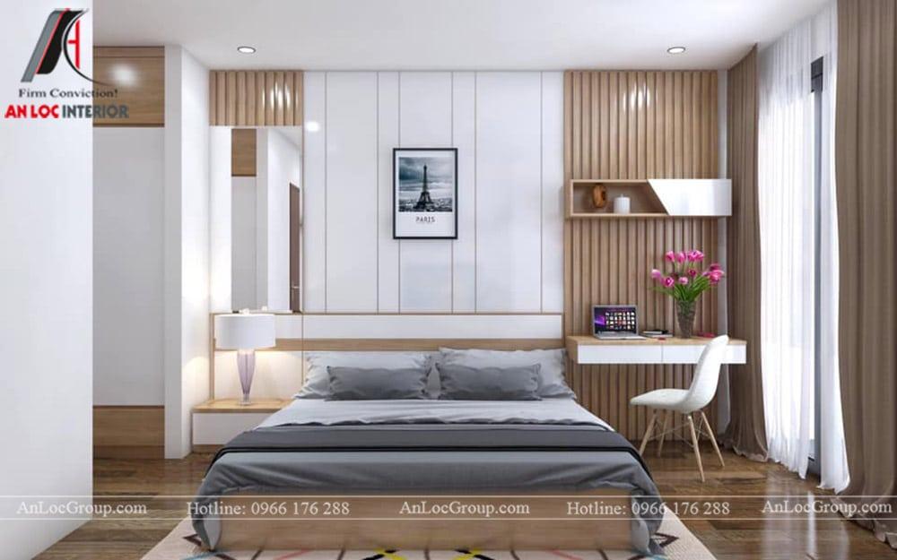 Thiết kế nội thất chung cư 70m2 tại Seasons Avenue - Ảnh 9