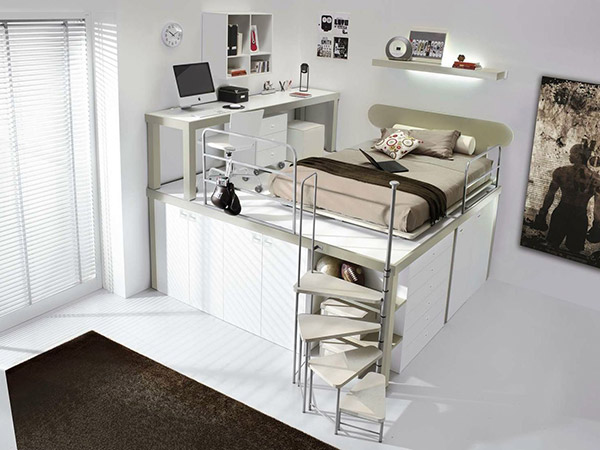 Trang trí phòng ngủ nhỏ tiết kiệm