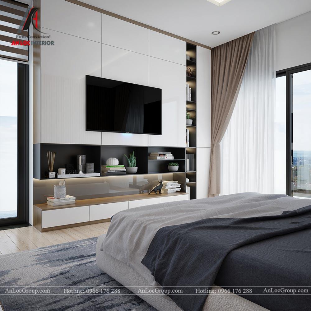 Thiết kế nội thất biệt thự đơn lập Athens 432m1 - Ảnh 10