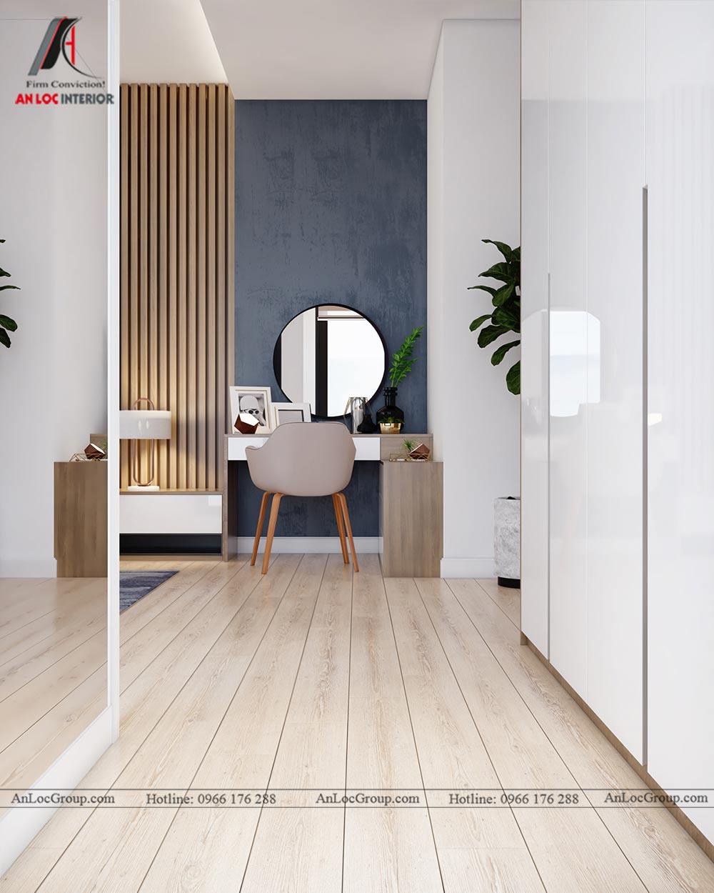 Thiết kế nội thất biệt thự đơn lập Athens 432m1 - Ảnh 12