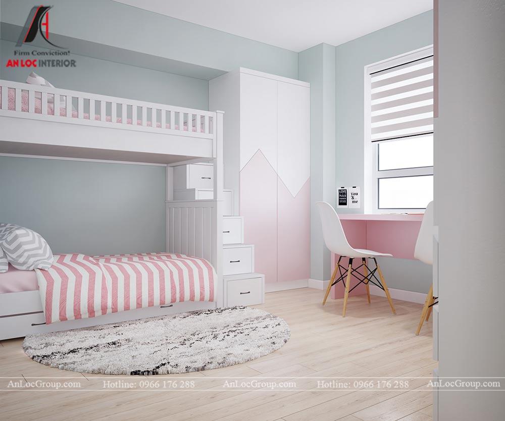 Thiết kế nội thất biệt thự đơn lập Athens 432m1 - Ảnh 14
