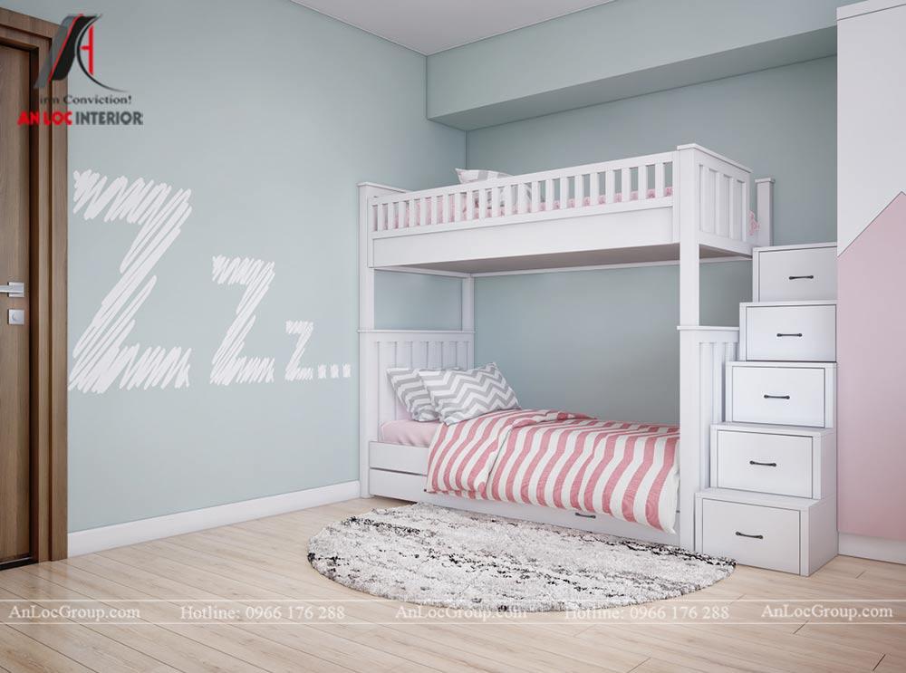 Thiết kế nội thất biệt thự đơn lập Athens 432m1 - Ảnh 17