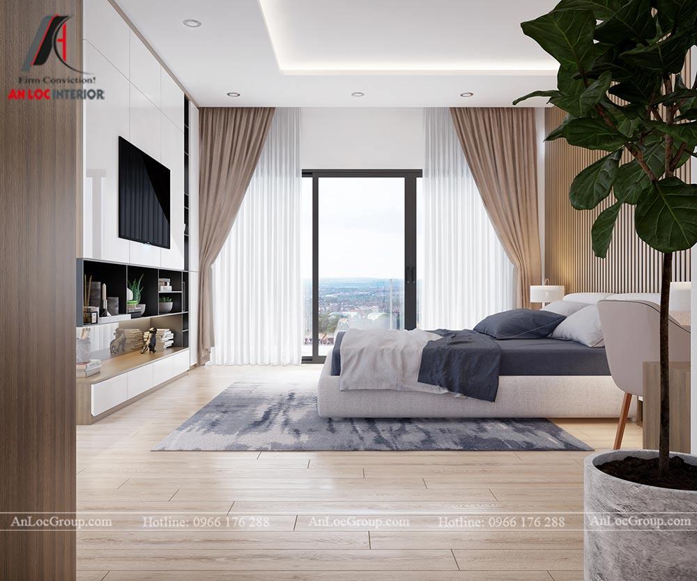 Thiết kế nội thất biệt thự đơn lập Athens 432m1 - Ảnh 9
