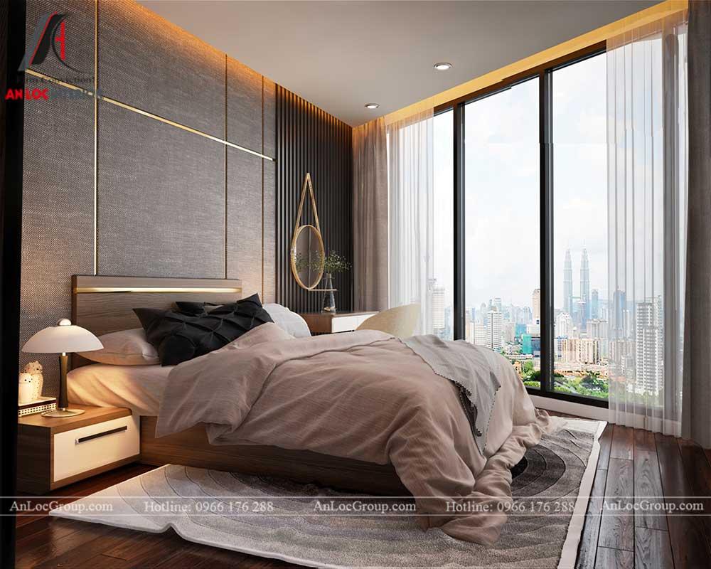 Thiết kế nội thất chung cư Việt Đức Complex 16