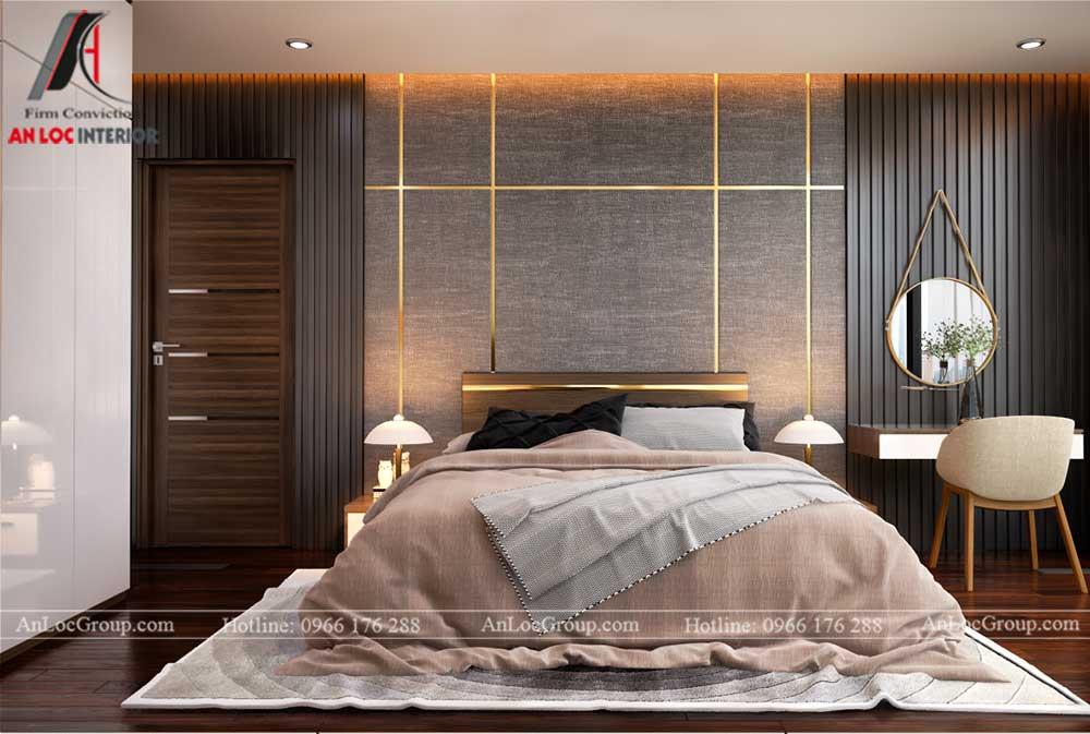 Thiết kế nội thất chung cư Việt Đức Complex 17
