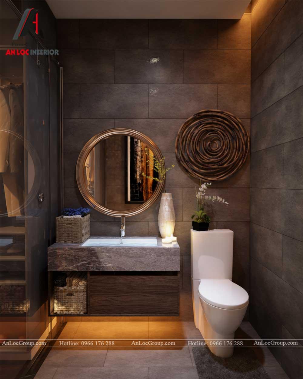 Thiết kế nội thất chung cư Việt Đức Complex 23