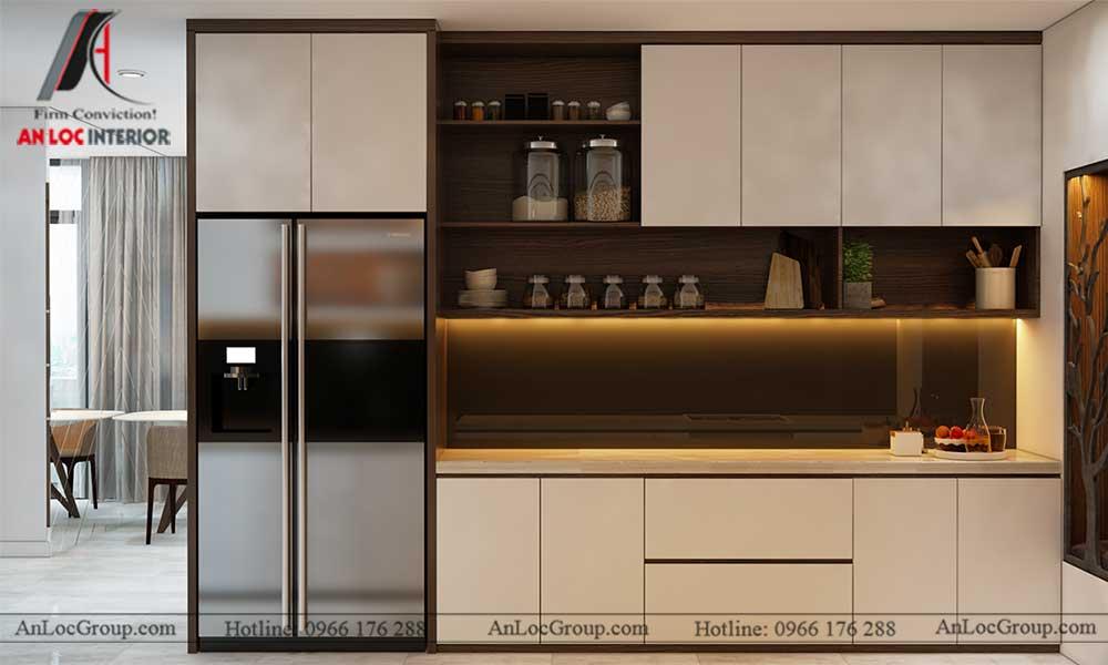 Thiết kế nội thất chung cư Việt Đức Complex 8