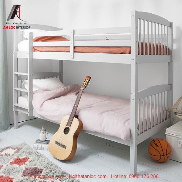 Mẫu 5 - Giường tầng đơn giản