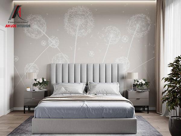15. Những đường nét đơn giản tạo nên một mẫu giường ngủ đẹp