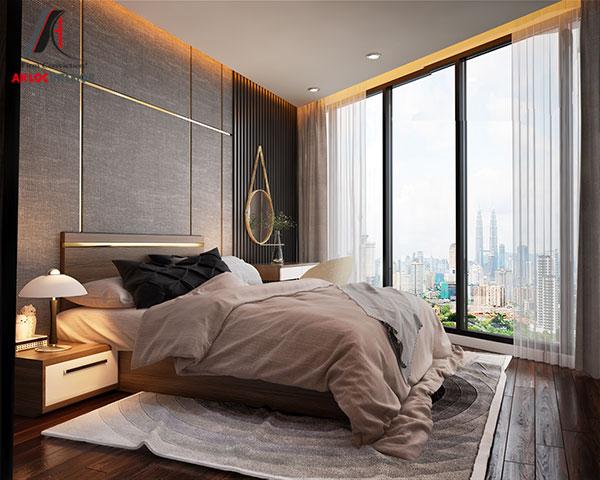 Mẫu giường ngủ đẹp, hiện đại - Ảnh 35