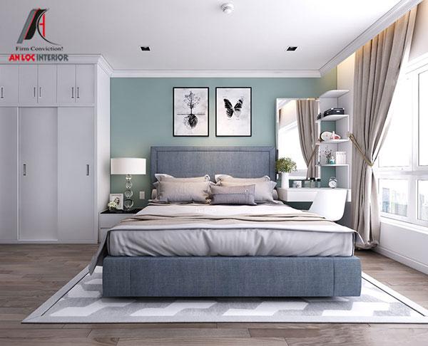 5. Giường đôi đáp ứng được nhu cầu sử dụng