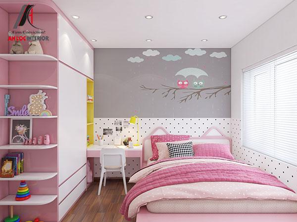 Mẫu giường ngủ trẻ em đẹp, hiện đại - Ảnh 7