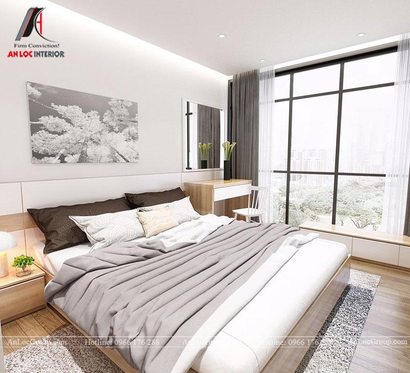 Thiết kế căn hộ 102m2 tại Goldseason 47 Nguyễn Tuân - Ảnh 8