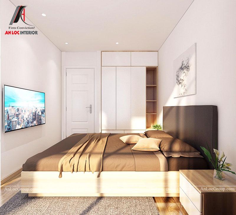Thiết kế căn hộ 102m2 tại Goldseason 47 Nguyễn Tuân - Ảnh 15