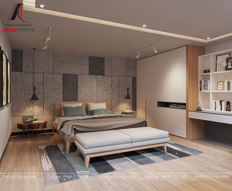 Thiết kế nội thất biệt thự liền kề Vinhomes Mễ Trì - Ảnh 15