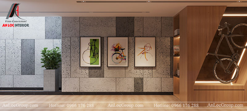Thiết kế nội thất biệt thự liền kề Vinhomes Mễ Trì - Ảnh 26