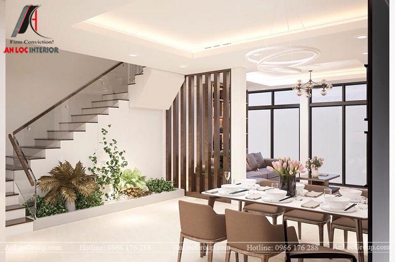 Mẫu nội thất nhà phố đẹp tại Bắc Ninh - Ảnh 2