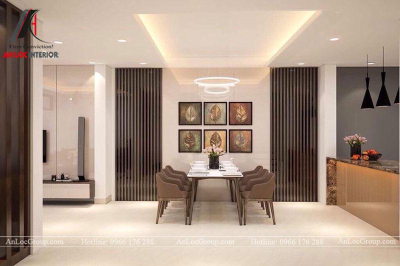 Mẫu nội thất nhà phố đẹp tại Bắc Ninh - Ảnh 4