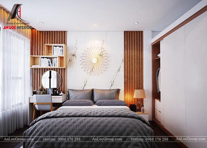 Mẫu nội thất nhà phố đẹp tại Bắc Ninh - Ảnh 5