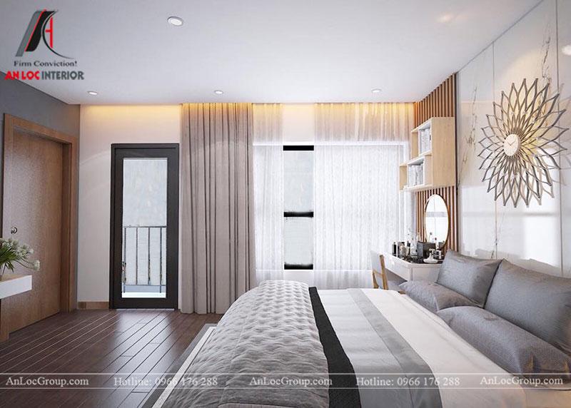 Mẫu nội thất nhà phố đẹp tại Bắc Ninh - Ảnh 6