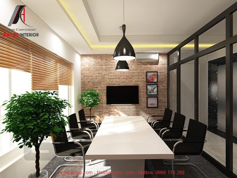 Mẫu thiết kế phòng họp 3