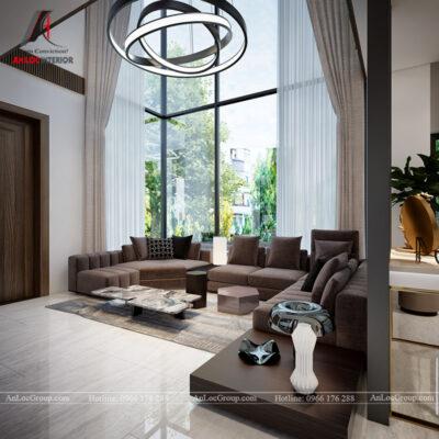 Nội thất nhà biệt thự đẹp tại Khai Sơn Hill Quận Long Biên - Ảnh 1