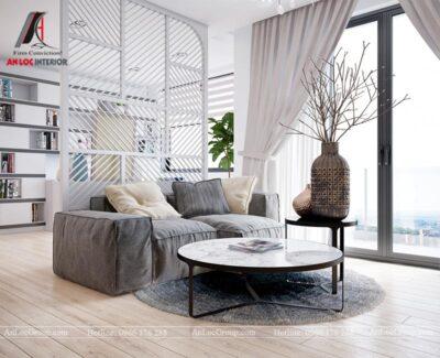 Thiết kế chung cư đẹp 112m2 tại An Bình City - Ảnh 1