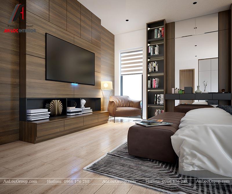 Thiết kế chung cư đẹp 112m2 tại An Bình City - Ảnh 14